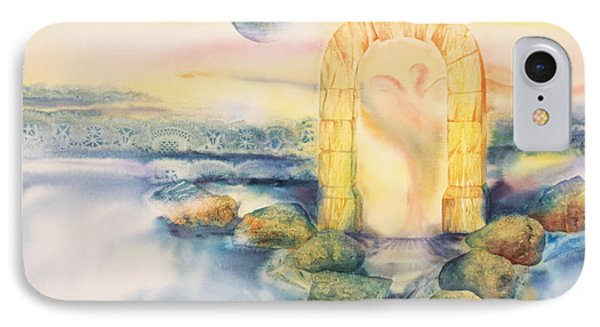 The Angel Within Phone Case by Tara Moorman