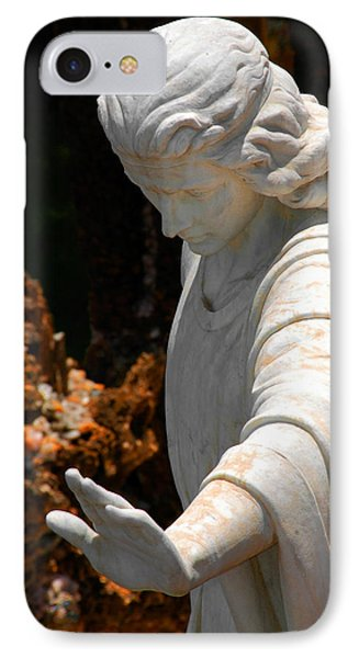 The Angels Warning IPhone Case by Susanne Van Hulst