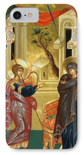 The Annunciation Phone Case by Daniel Neculae