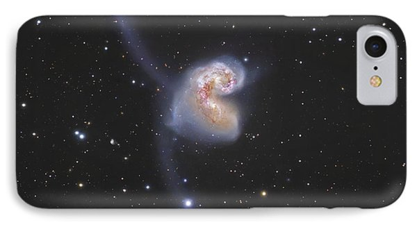 The Antennae Galaxies Phone Case by Robert Gendler