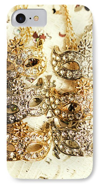 The Antique Jewellery Store IPhone Case