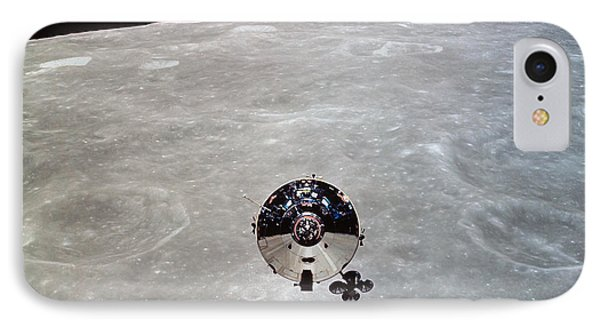 The Apollo 10 Command And Service Phone Case by Stocktrek Images