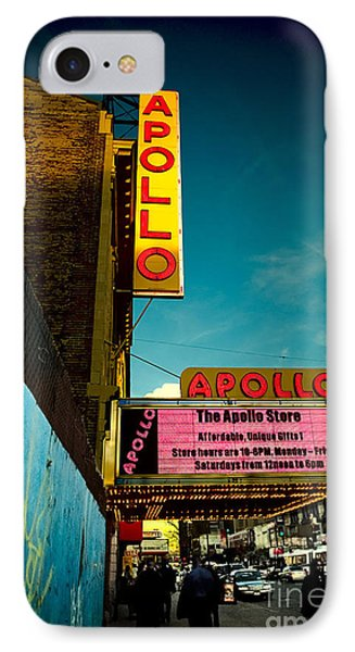 The Apollo Theater IPhone 7 Case by Ben Lieberman