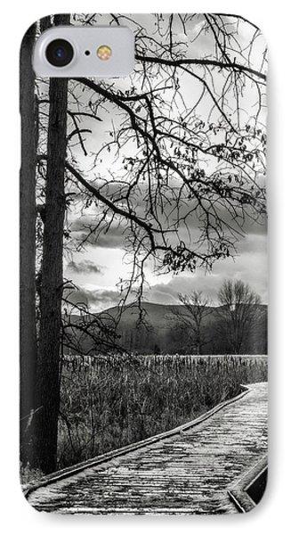 The Appalachian Trail IPhone Case by Eduard Moldoveanu