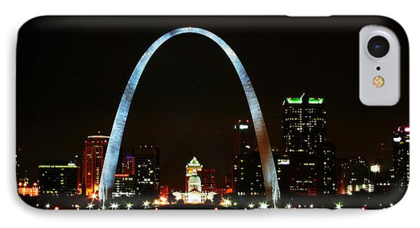 The Arch IPhone Case by Anthony Jones