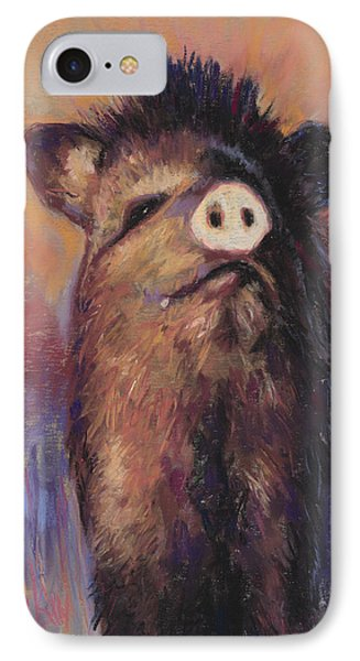 The Aristocrat IPhone Case by Billie Colson