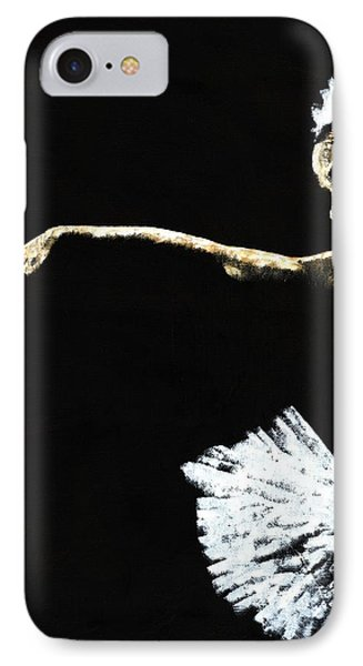 The Art Of Grace Phone Case by Richard Young