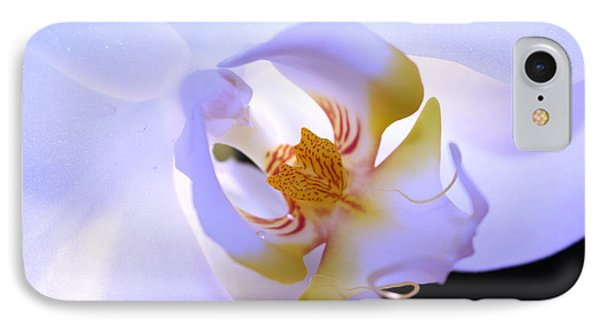 The Art Of Happiness IPhone Case by Krissy Katsimbras