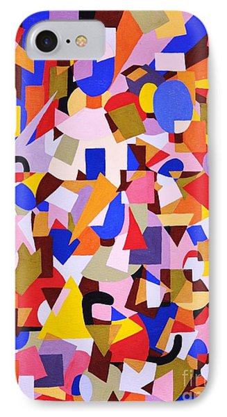 The Art Of Misplacing Things Phone Case by Reb Frost