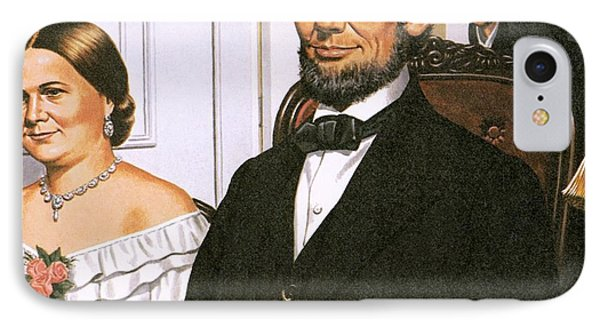 The Assassination Of Abraham Lincoln Phone Case by John Keay