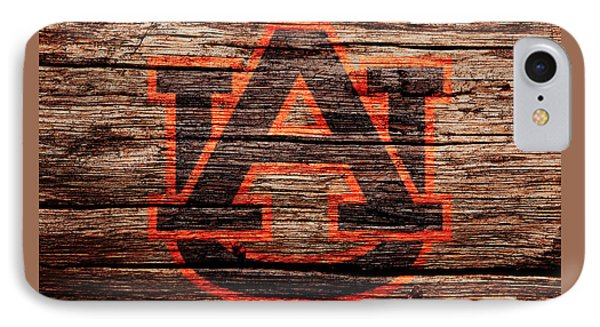 The Auburn Tigers IPhone Case by Brian Reaves