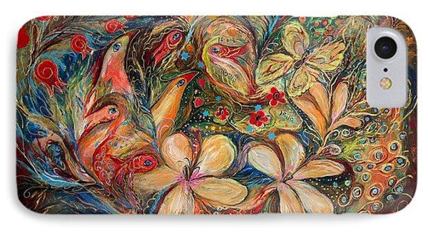 The Autumn Wind Phone Case by Elena Kotliarker