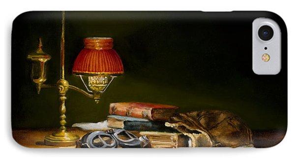 The Aviator Phone Case by Barbara A Jones