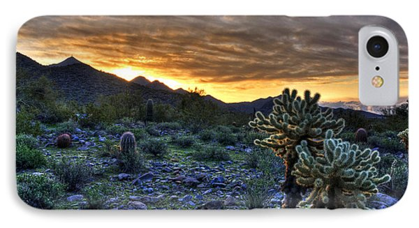 The Awakening IPhone Case by Sue Cullumber