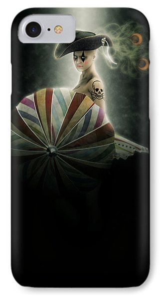 The Balcony Of The Moon IPhone Case