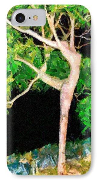 The Ballerina Tree - Pa IPhone Case