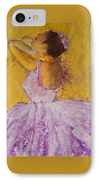 The Ballet Dancer IPhone Case by David Patterson
