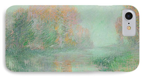The Banks Of The Eure IPhone Case