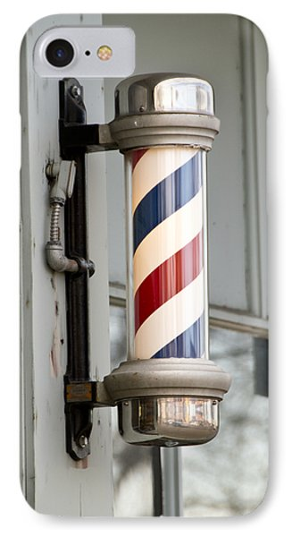 The Barber Shop 4 IPhone Case