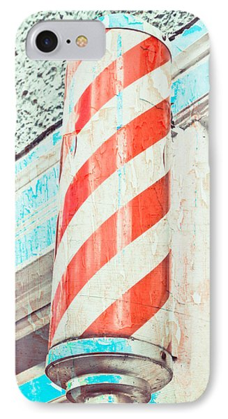 The Barber IPhone Case by Tom Gowanlock
