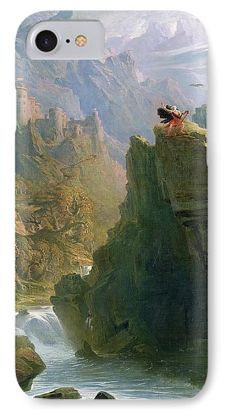 The Bard IPhone Case by John Martin