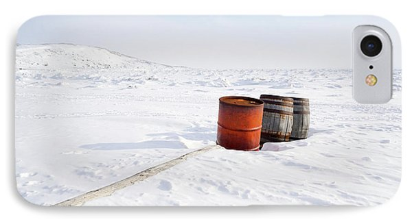 The Barrels IPhone Case by Nick Mares