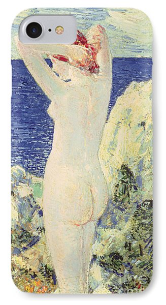 The Bather IPhone Case