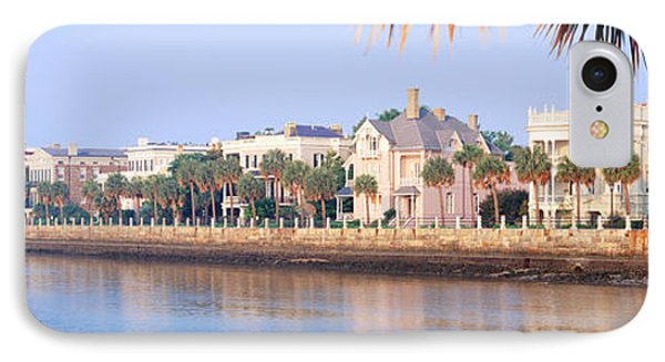 The Battery, Waterfront, Charleston IPhone Case