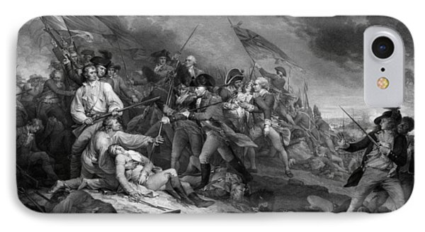 The Battle Of Bunker Hill IPhone Case