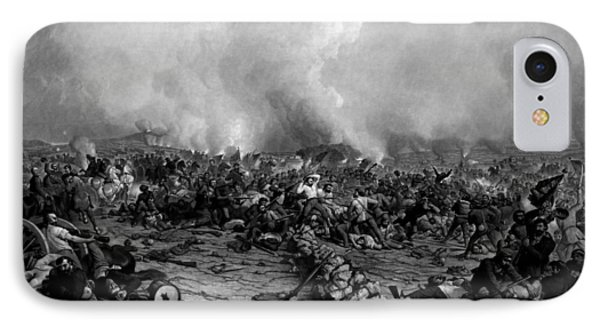 The Battle Of Gettysburg Phone Case by War Is Hell Store