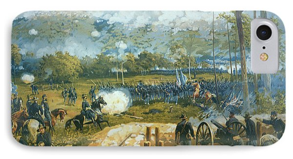 The Battle Of Kenesaw Mountain IPhone Case