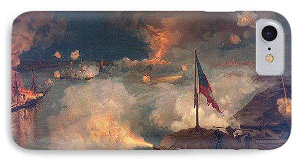 The Battle Of Port Hudson, 1863  IPhone Case