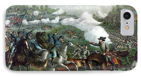 The Battle Of Winchester IPhone Case