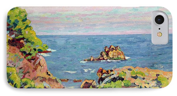 The Baumettes Phone Case by Jean Baptiste Armand Guillaumin