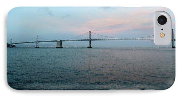 The Bay Bridge IPhone Case