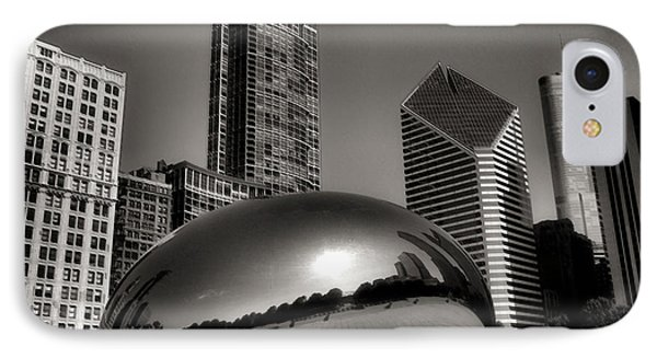 The Bean - 4 IPhone Case