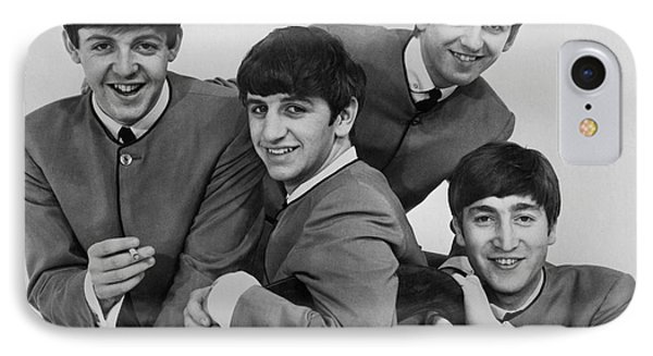 The Beatles, 1963 IPhone Case by Granger