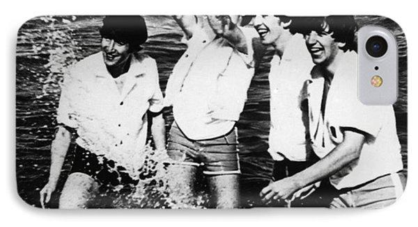 The Beatles, 1964 IPhone Case by Granger