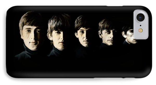 The Beatles Destinies Fate IPhone Case