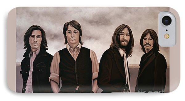 The Beatles 3 IPhone Case by Paul Meijering