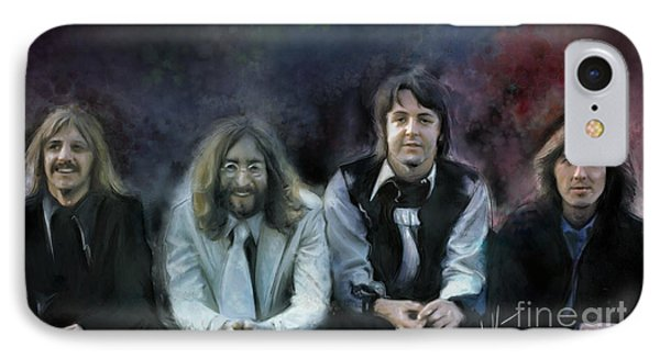 The Beatles. When I'm 64 IPhone Case