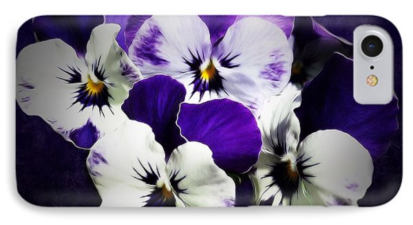 IPhone Case featuring the photograph The Beauties Of Spring by Gabriella Weninger - David