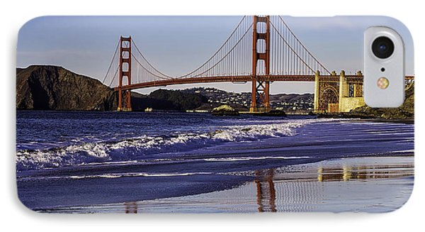 The Beautiful Golden Gate Bridge IPhone Case by Garry Gay
