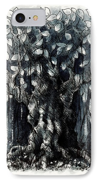 The Beautiful Tree Phone Case by Rachel Christine Nowicki