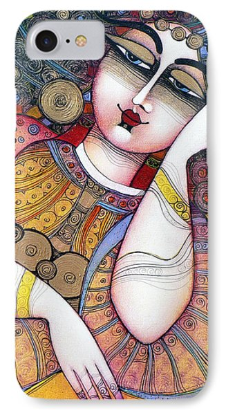 The Beauty IPhone 7 Case by Albena Vatcheva