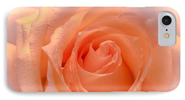 The  Beauty Of A Rose  Copyright Mary Lee Parker 17,  IPhone Case by MaryLee Parker