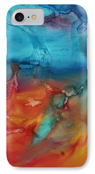 The Beauty Of Color 2 Phone Case by Megan Duncanson