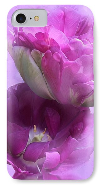 The Beauty Of Flowers IPhone Case by Gabriella Weninger - David