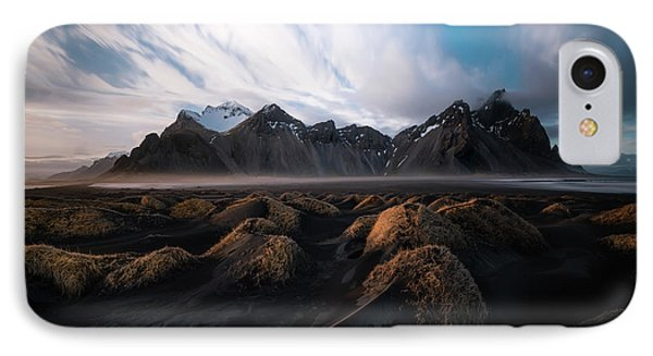 the Beauty of Iceland IPhone Case by Larry Marshall