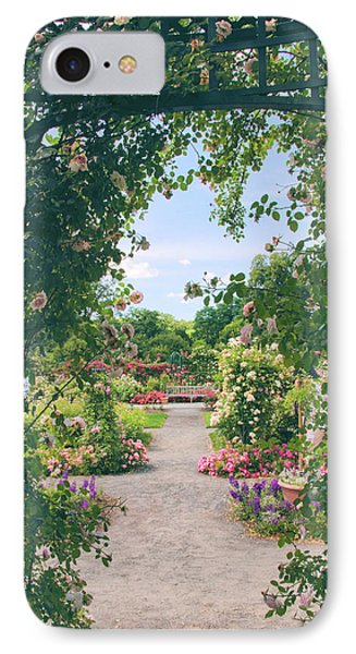 The Beauty Of June IPhone Case by Jessica Jenney